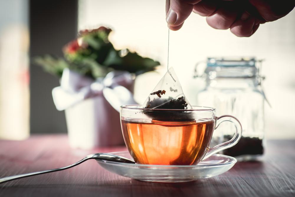 tea bags remove dark circles