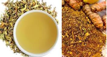 herbal tea benefits chart